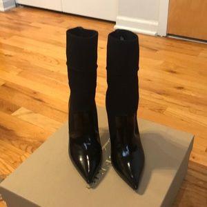 Burberry Sock Boot